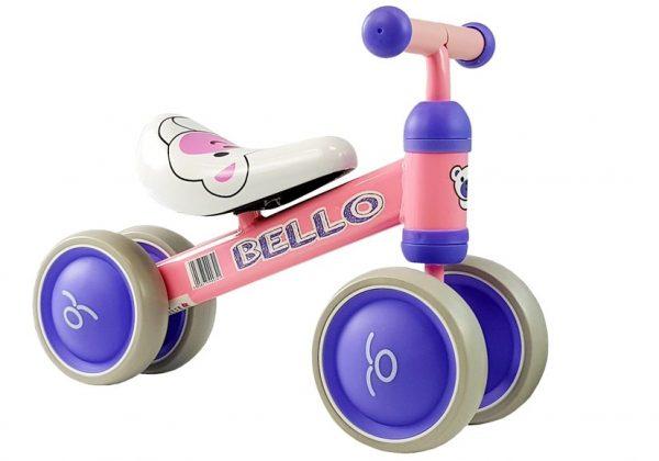 Bicikl Bello Double Wheels