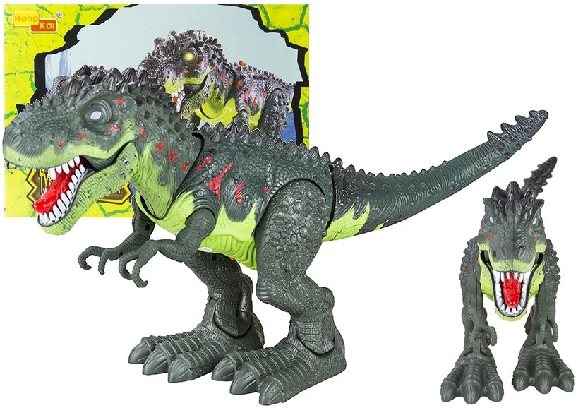 Veliki dinosaurus s baterijama Tyrannosaurus Rex