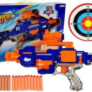 Pištolj s metom 45 cm
