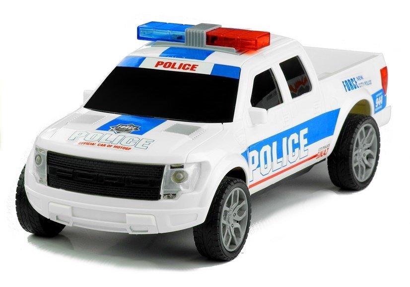 Policijski automobil POLICE2