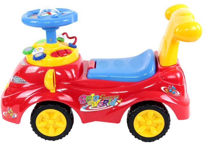 Autić sa rotirajućom pločom